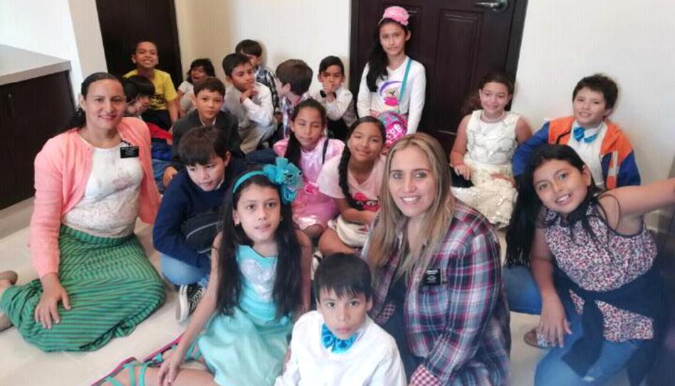Una conexión especial entre los niños de Barranquilla y sus antepasados