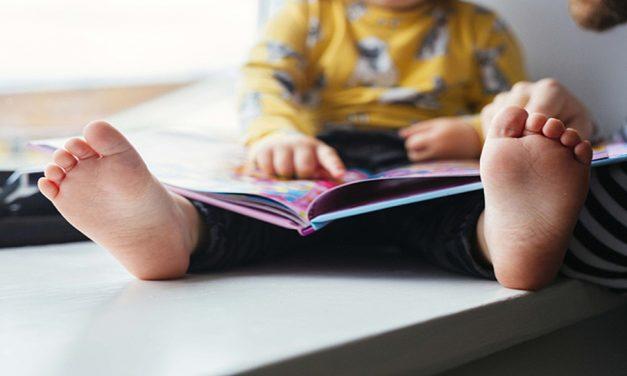"""Una niña de dos años que padece de cáncer da una respuesta inolvidable a la pregunta: """"¿Qué dice Jesús?"""""""