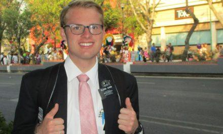 Misionero fallece en la Ciudad de México