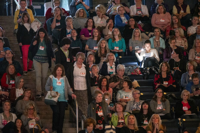 conferencia de mujeres