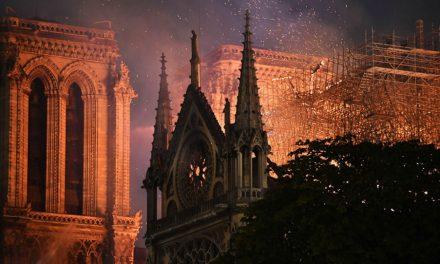 A veces, como a la Catedral de Notre Dame, Dios nos dejará arder. Esta es la razón