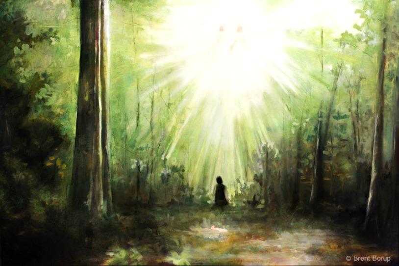 primera visión dios