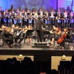 Concierto de gala -Iglesia de Jesucristo