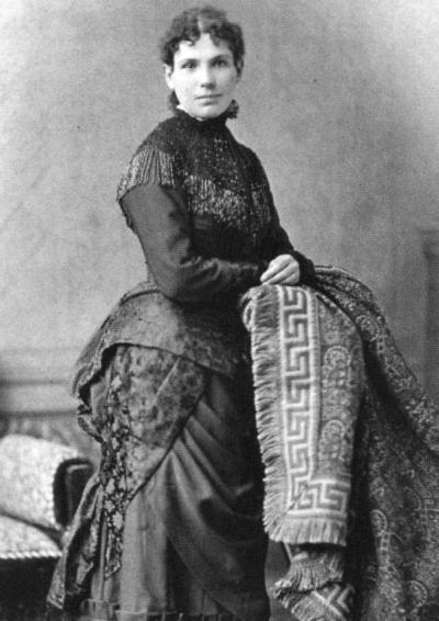 Elizabeth Ann Claridge McCune
