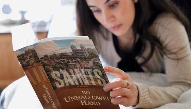 Santos, volumen 2: Ya está disponible el primer capítulo
