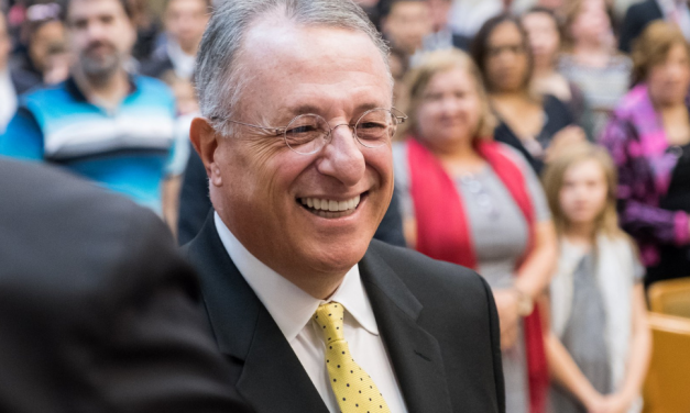 El Élder Ulises Soares dedicará el templo de Fortaleza, Brasil