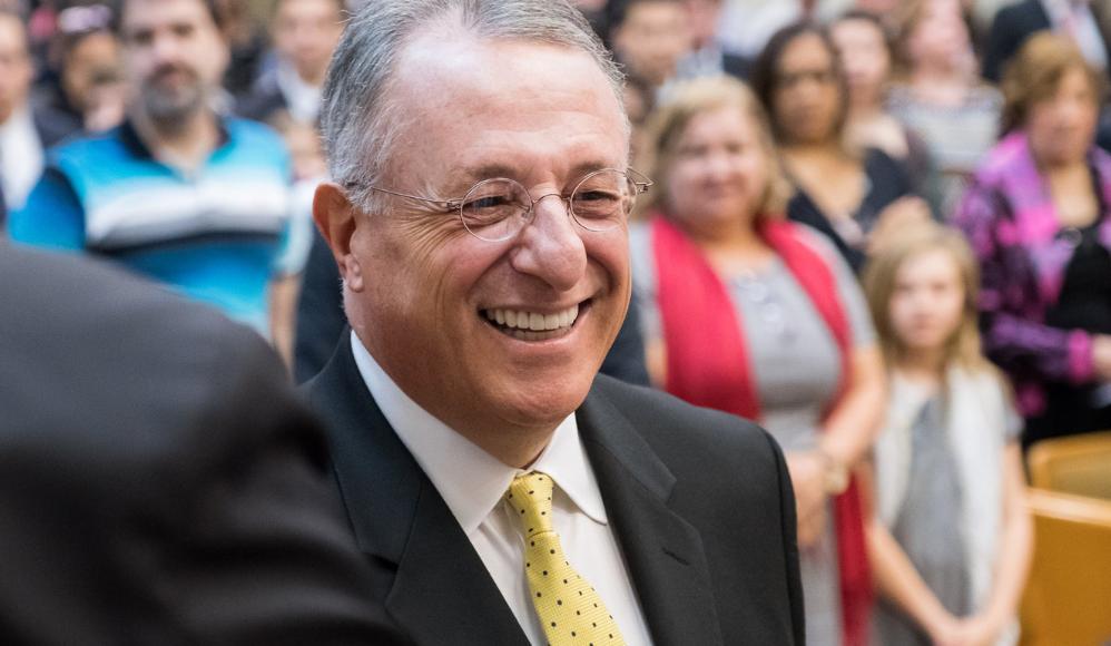 [EN VIVO] El primer Cara a Cara con élder Soares