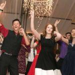 baile de jóvenes estaca
