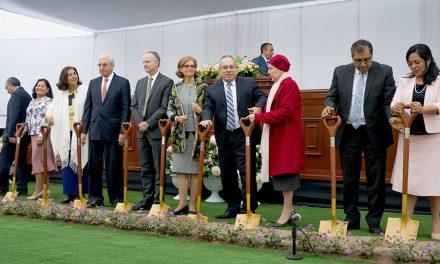 Se empieza a construir el segundo templo de Lima, el cuarto templo en Perú