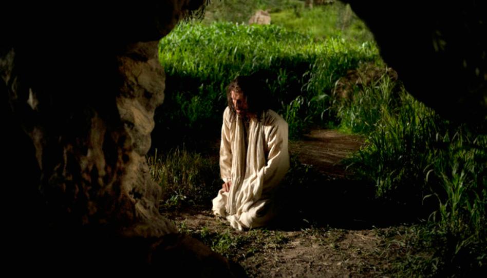 Cómo pudo Jesús sudar gotas de sangre