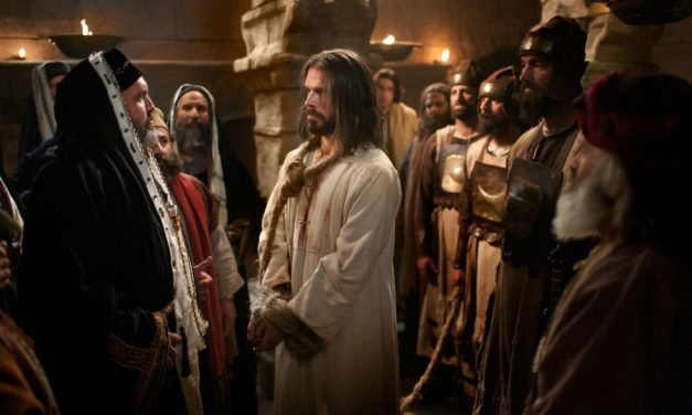 """""""Su sangre sea sobre nosotros"""": Lo que el juicio de Jesús nos enseña sobre la expiación"""