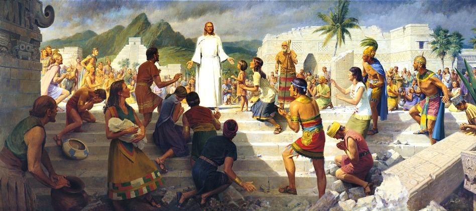 jesus en las Américas