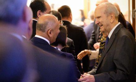 Autoridades Generales capacitan a los nuevos presidentes de Misión