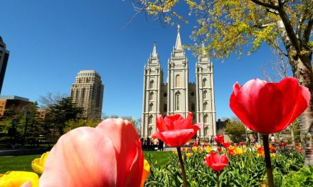 """""""Esta será una oportunidad increíble"""": El icónico Templo de Salt Lake realizará la jornada de puertas abiertas al público en el 2024"""