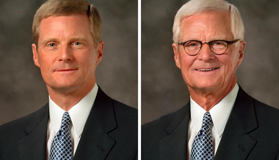 Mira las fotos de los apóstoles con la aplicación de envejecimiento