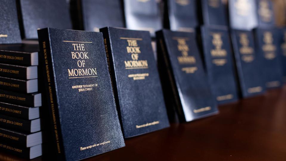 Libro de Mormón en Sheraton
