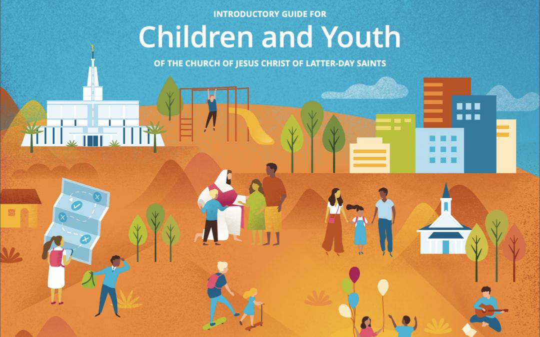 """""""Niños y Jóvenes"""": Reemplazará al Progreso Personal, Deber a Dios y Fe en Dios"""