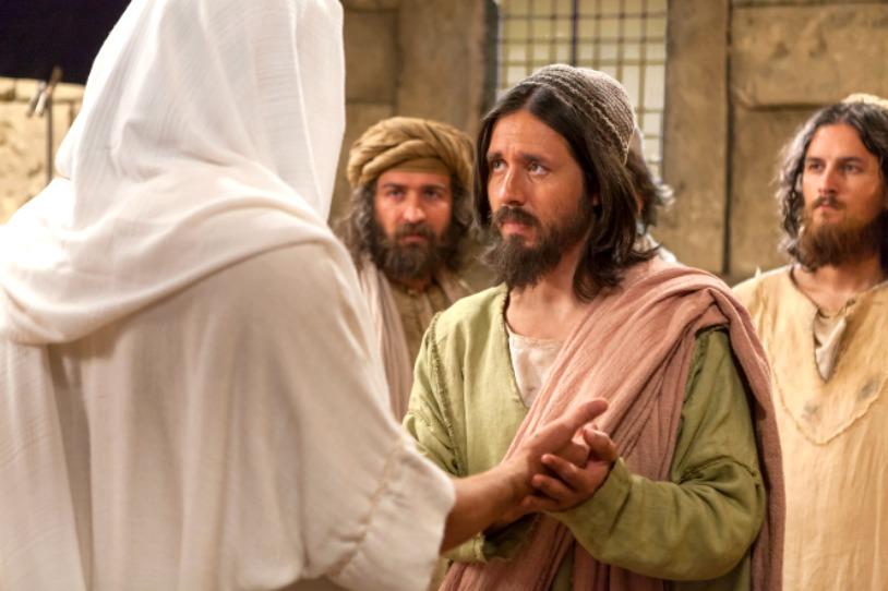 jesus evangelio de Juan