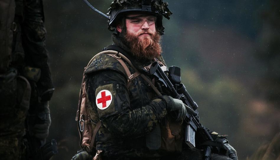 médico de combate
