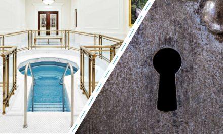 3 detalles realmente geniales que te puedes haber perdido de las pilas bautismales del Templo