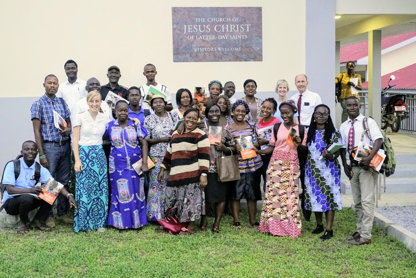 programa de alfabetización del Evangelio