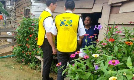 Así es como los Santos en Colombia están ayudando a los emigrantes venezolanos