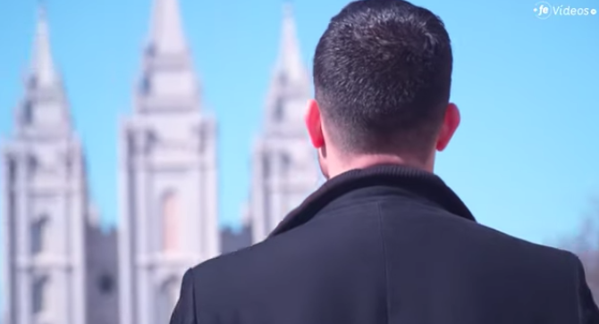 julio ospina gay se casó en el templo