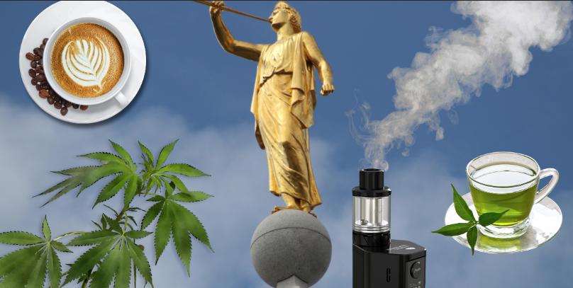 Lo que la Iglesia acaba de decir sobre el cigarro electrónico, café, té y marihuana