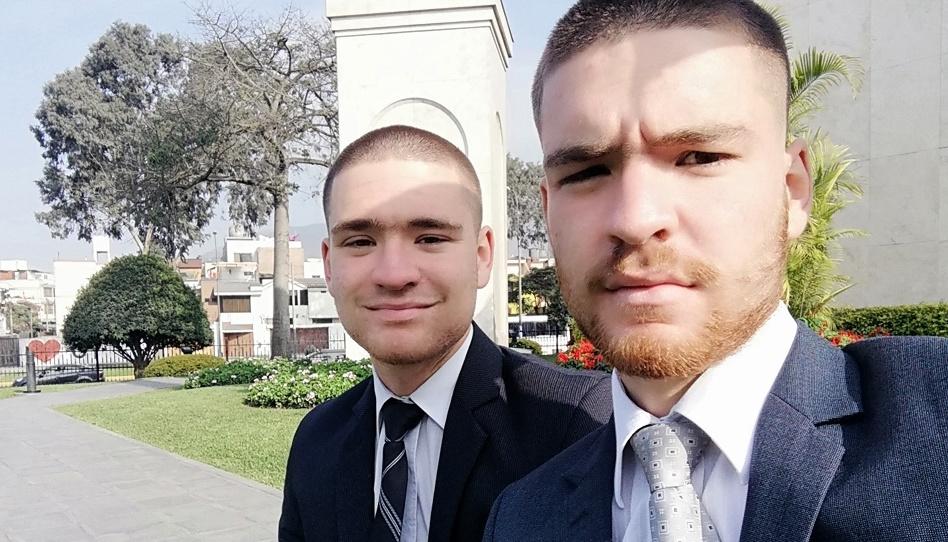 Claudio y Paulo Gallardo