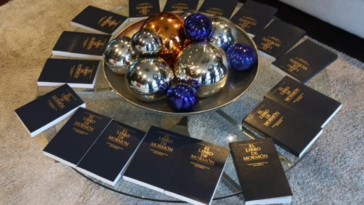 Libro de Mormón en Westin