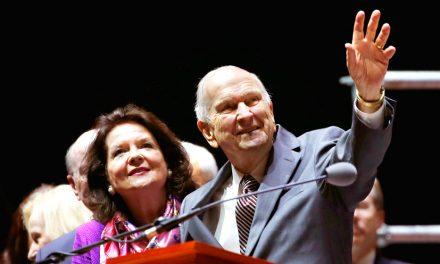 """Presidente Nelson en Colombia: """"El hogar es el laboratorio para el amor y el servicio"""""""