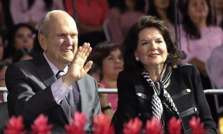 """Presidente Nelson en Guatemala: """"El Señor cuida y ama a Sus hijos"""""""