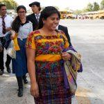 Presidente Nelson en Guatemala
