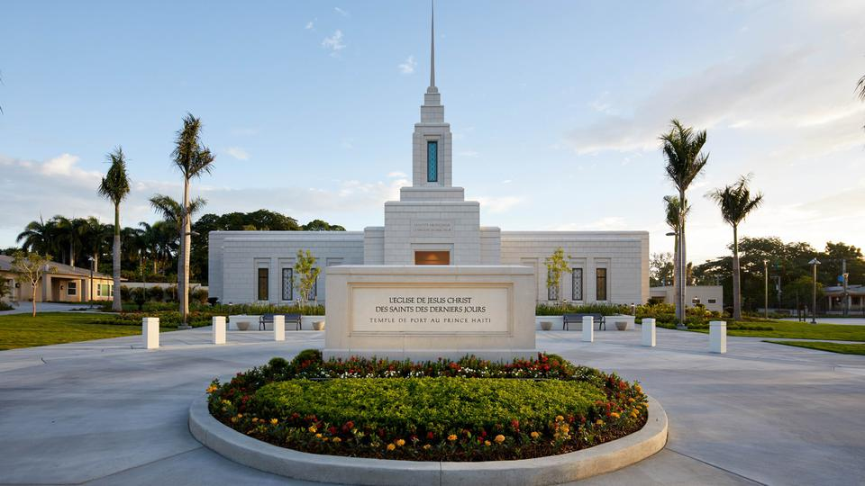 Templo de Haití