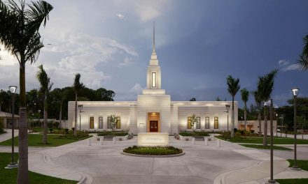 Se inicia la jornada de Puertas abiertas del primer Templo de Haití