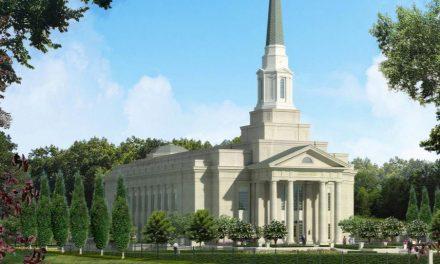 Este será el diseño del nuevo Templo de Richmond, Virginia
