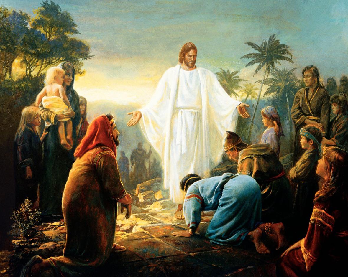 Un día con Jesús - americas