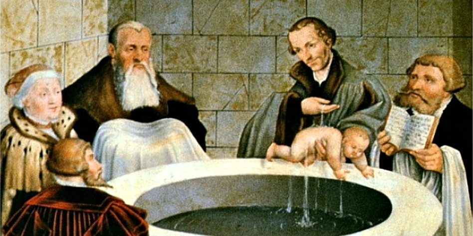 bautismo infantil