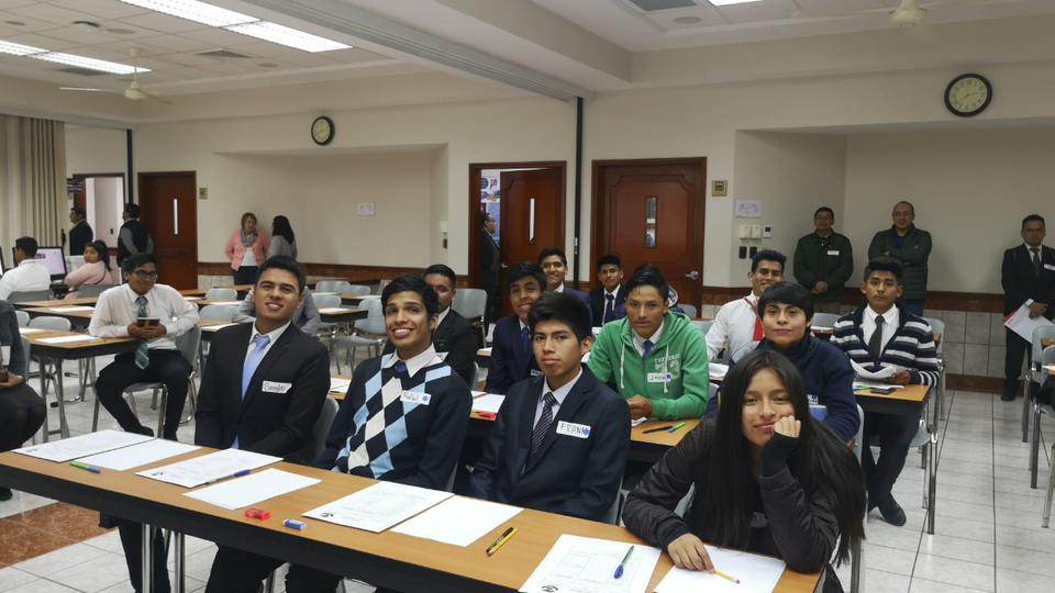 Se realiza exitosa brigada misional en Perú