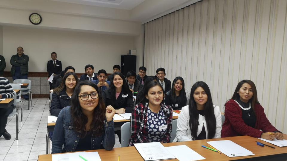 brigada misional en Perú