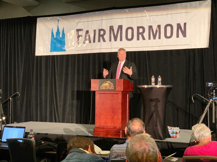 Elder Christensen en fair mormon