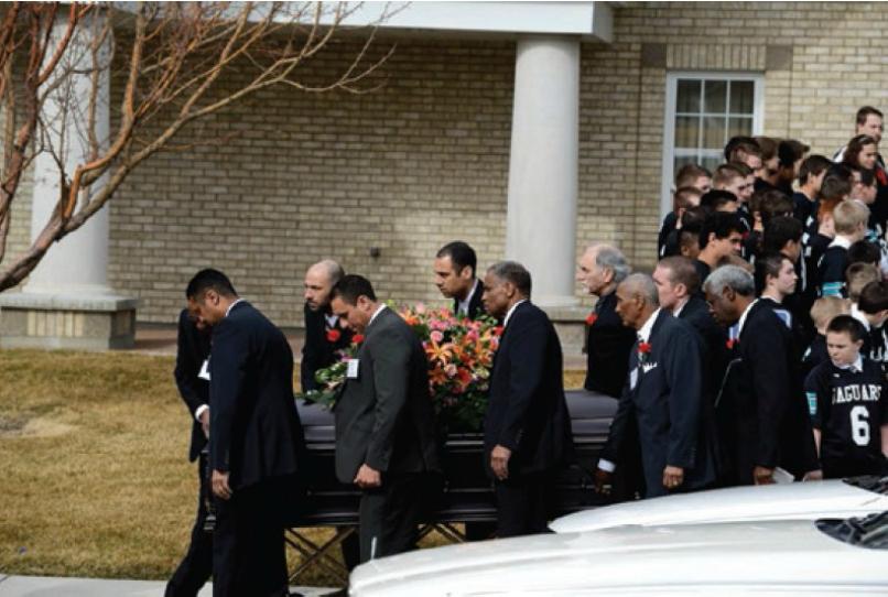 familia funeral