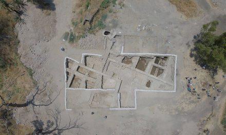 Arqueólogos encuentran una iglesia construida sobre la casa del apóstol Pedro