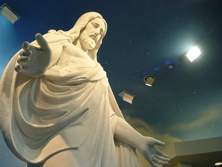 estatuas de cristo