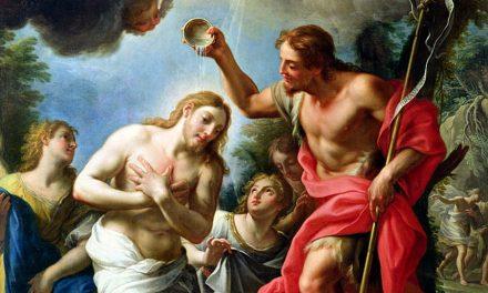 Exorcismo, sal y miel: La evolución del bautismo durante la gran apostasía