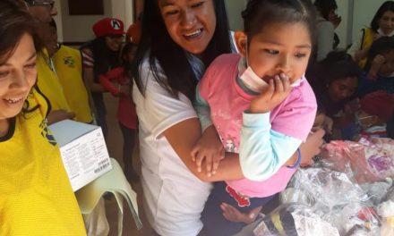 La Iglesia de Jesucristo y su ayuda a los niños con cáncer en Bolivia
