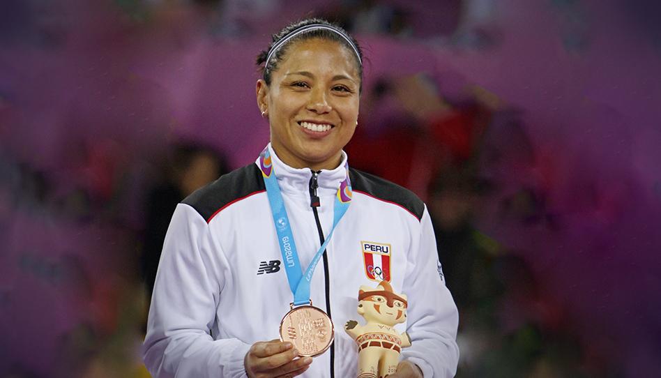 Miembro de la Iglesia obtiene medalla de bronce en los Juegos Panamericanos 2019