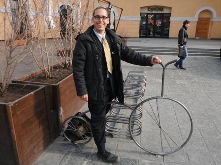NPR comparte como un judío se convirtió en un misionero Santo de los Últimos Días