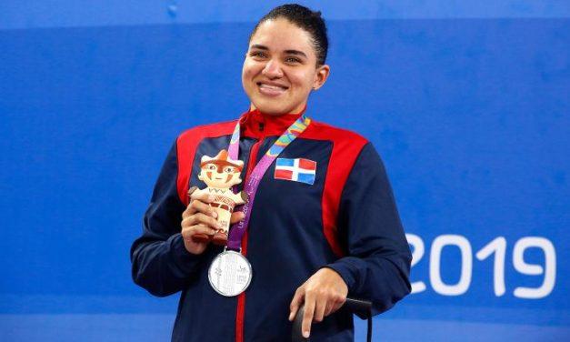 Mujer Santo de los Últimos Días obtiene medalla de plata en los Juegos Parapanamericanos 2019