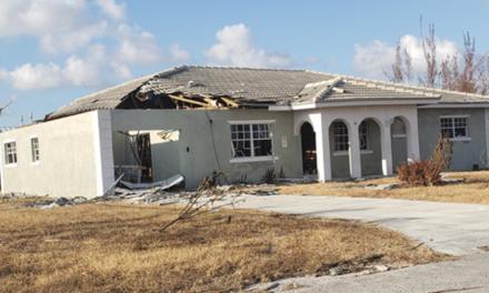 La ayuda de la Iglesia después del huracán Dorian por el Caribe
